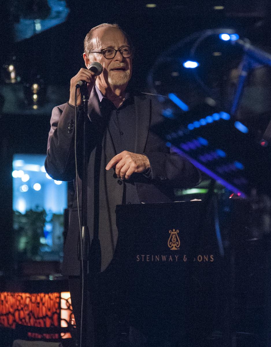 Bernie Senensky - Jazz Bistro - Toronto