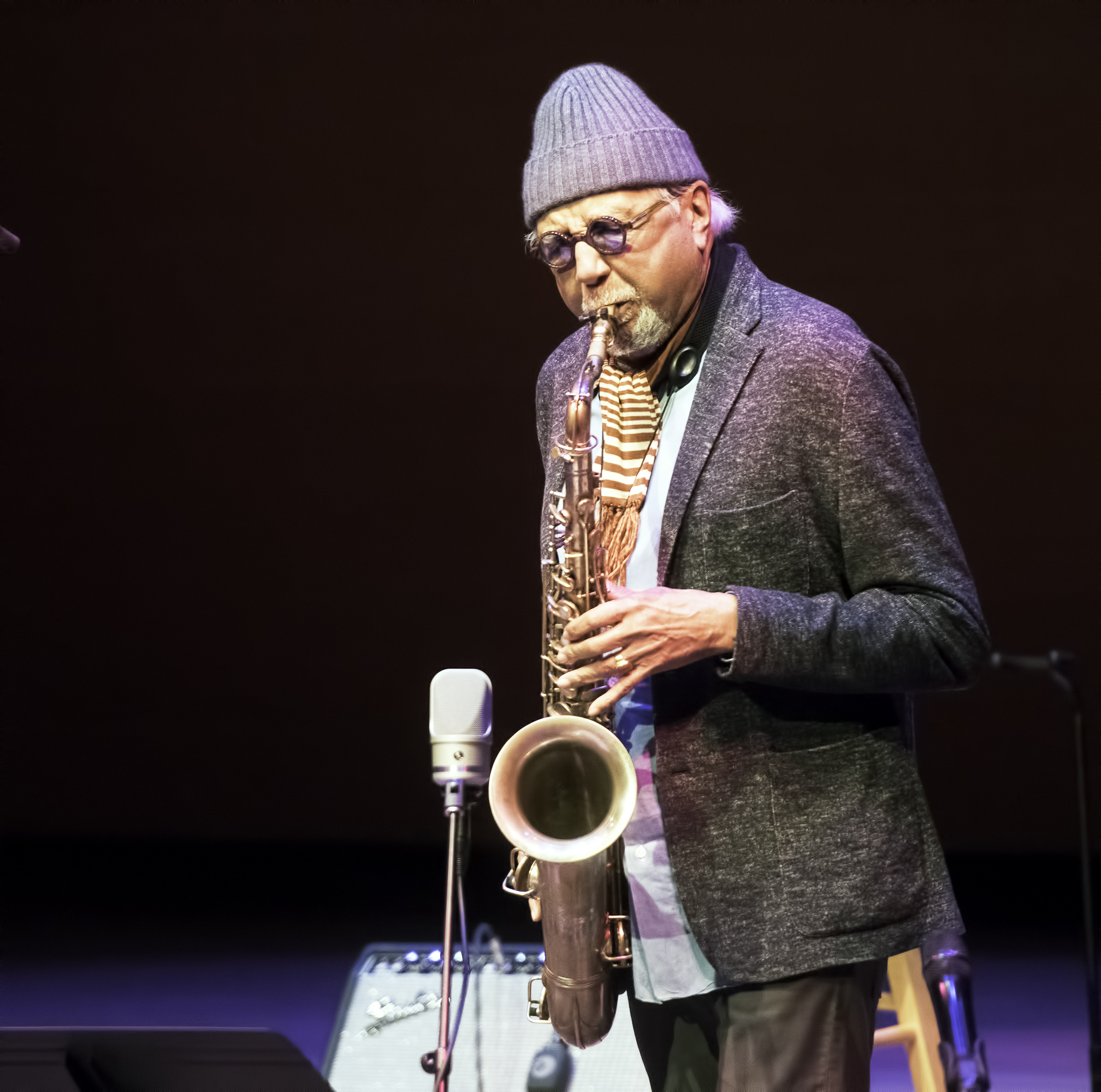 Charles Lloyd with Quartet at the Musical Instrument Museum (MIM) Phoenix