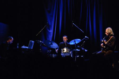 Steve Howe Trio at Norwich Arts Centre, UK