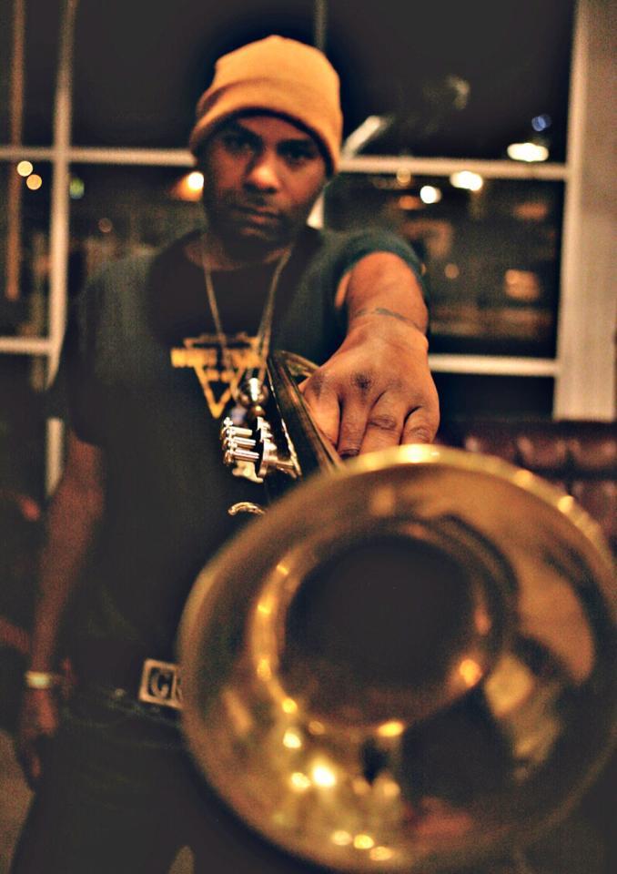 Russell Gunn Trumpeter