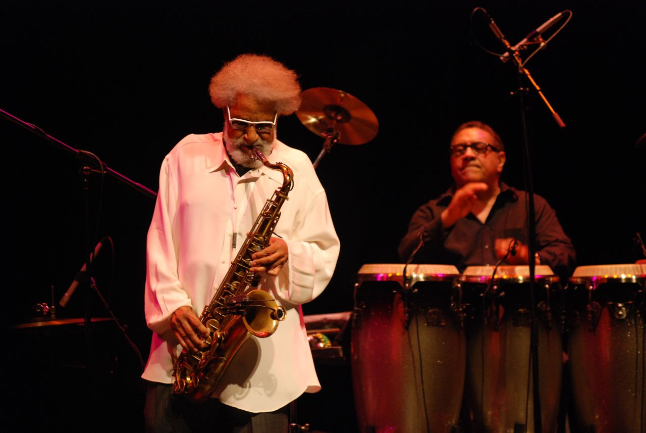 Sonny Rollins at Royce Hall
