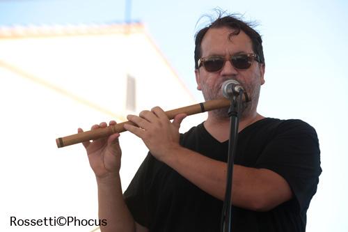 Rob Mazurek