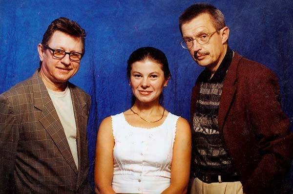 George Mraz, Zuzana Lapcikova, Emil Viklicky