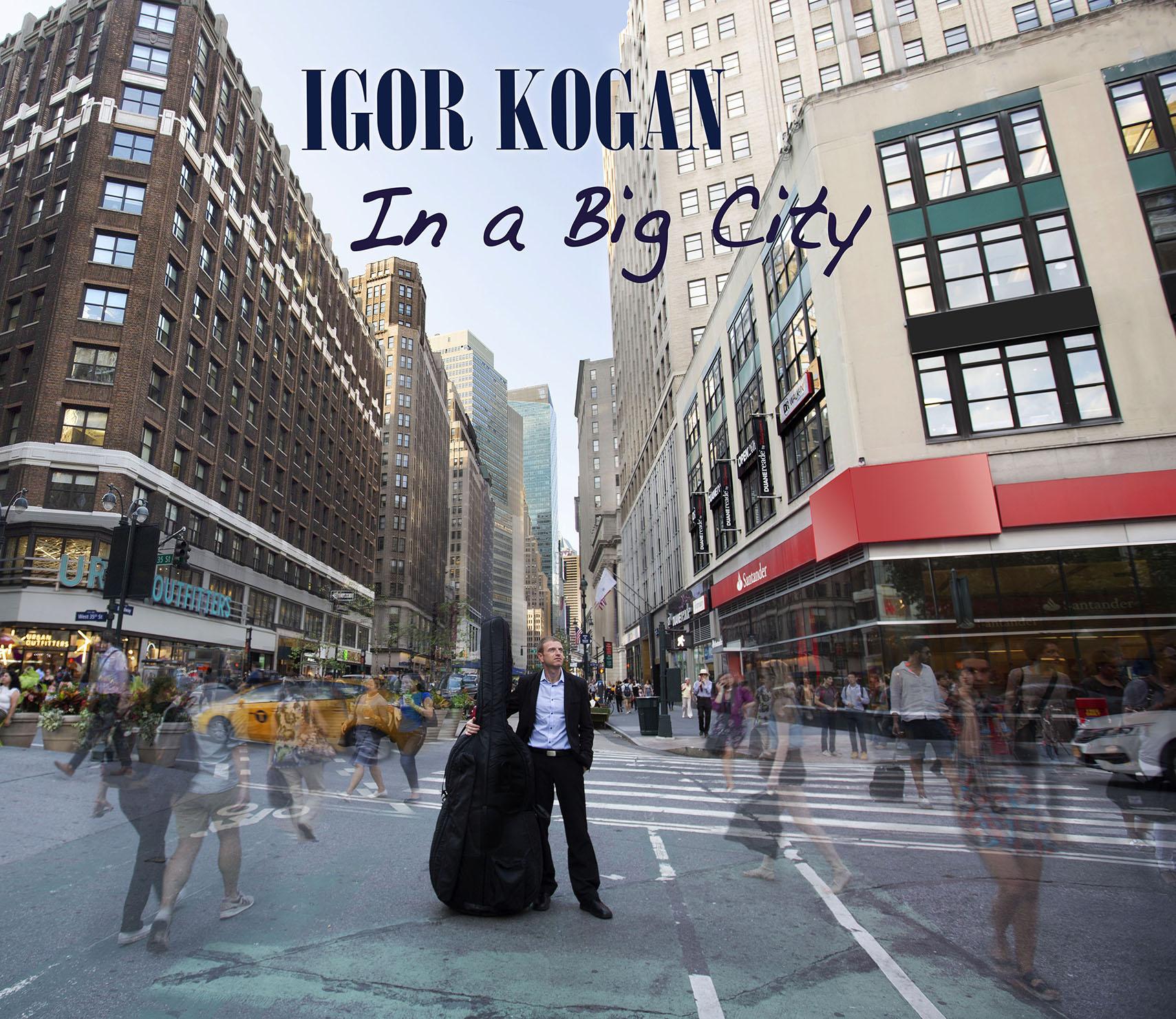 Igor Kogan - Album Release