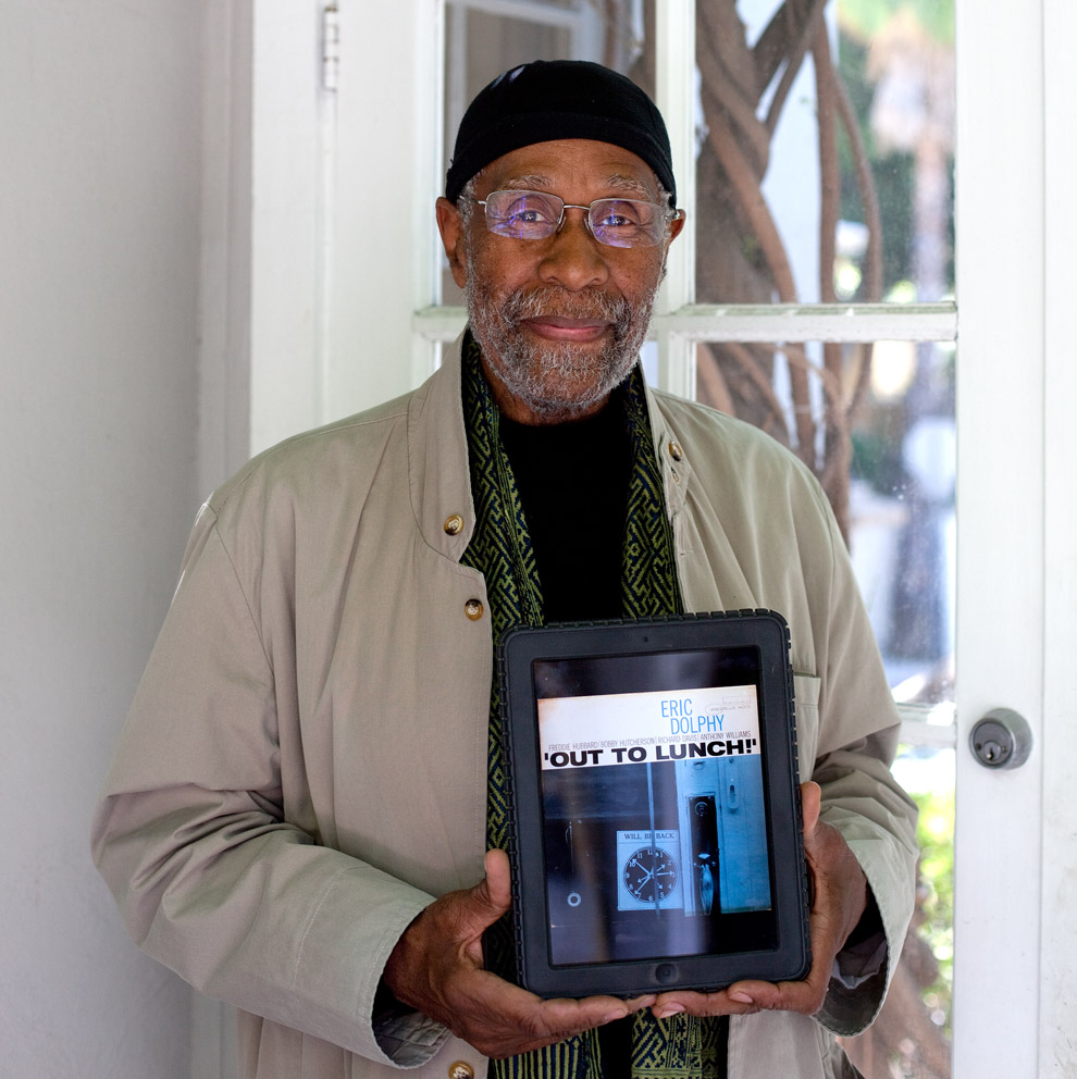 Bennie Maupin: Eric Dolphy: Out To Lunch!