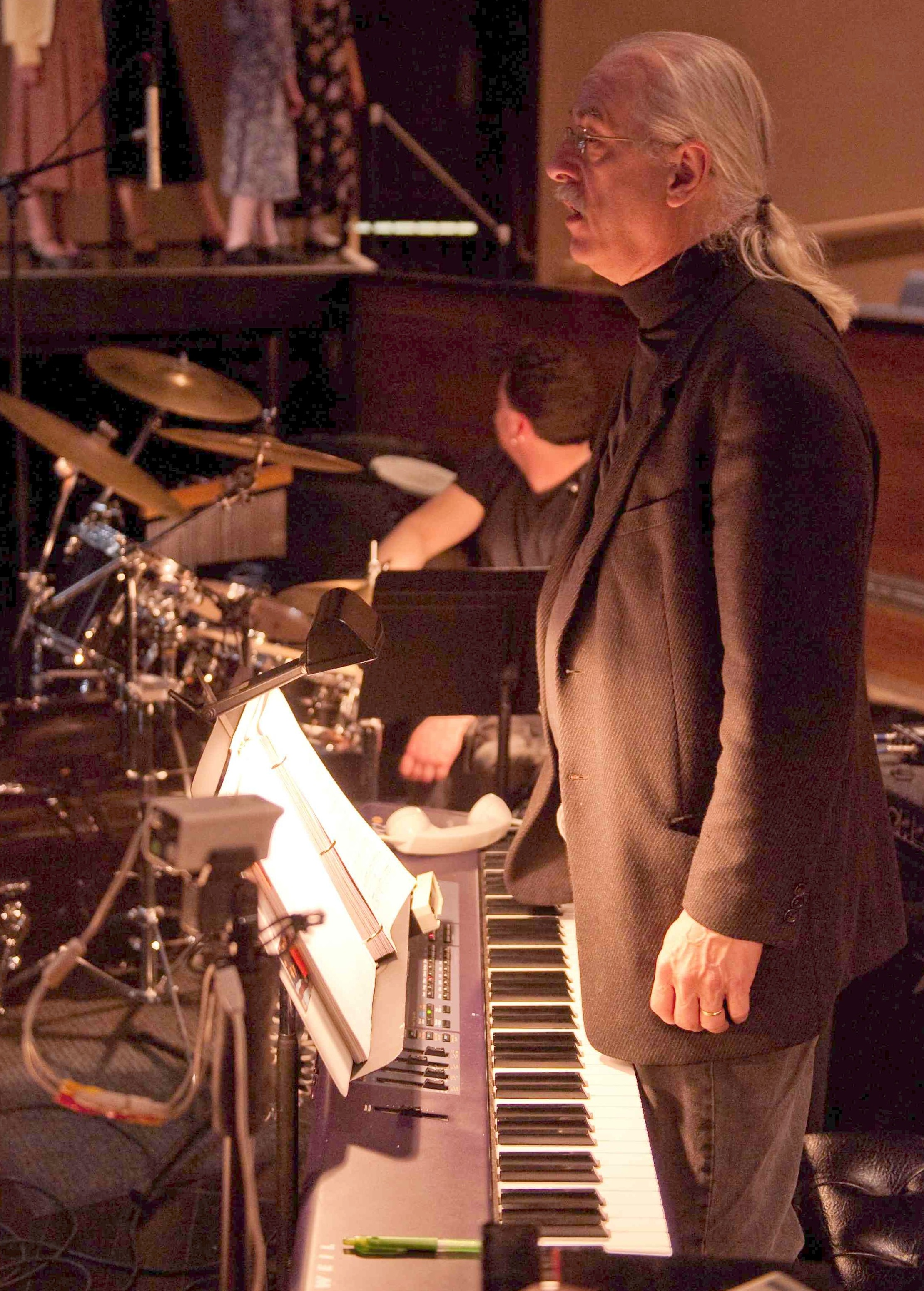 Bill Meyer conducting
