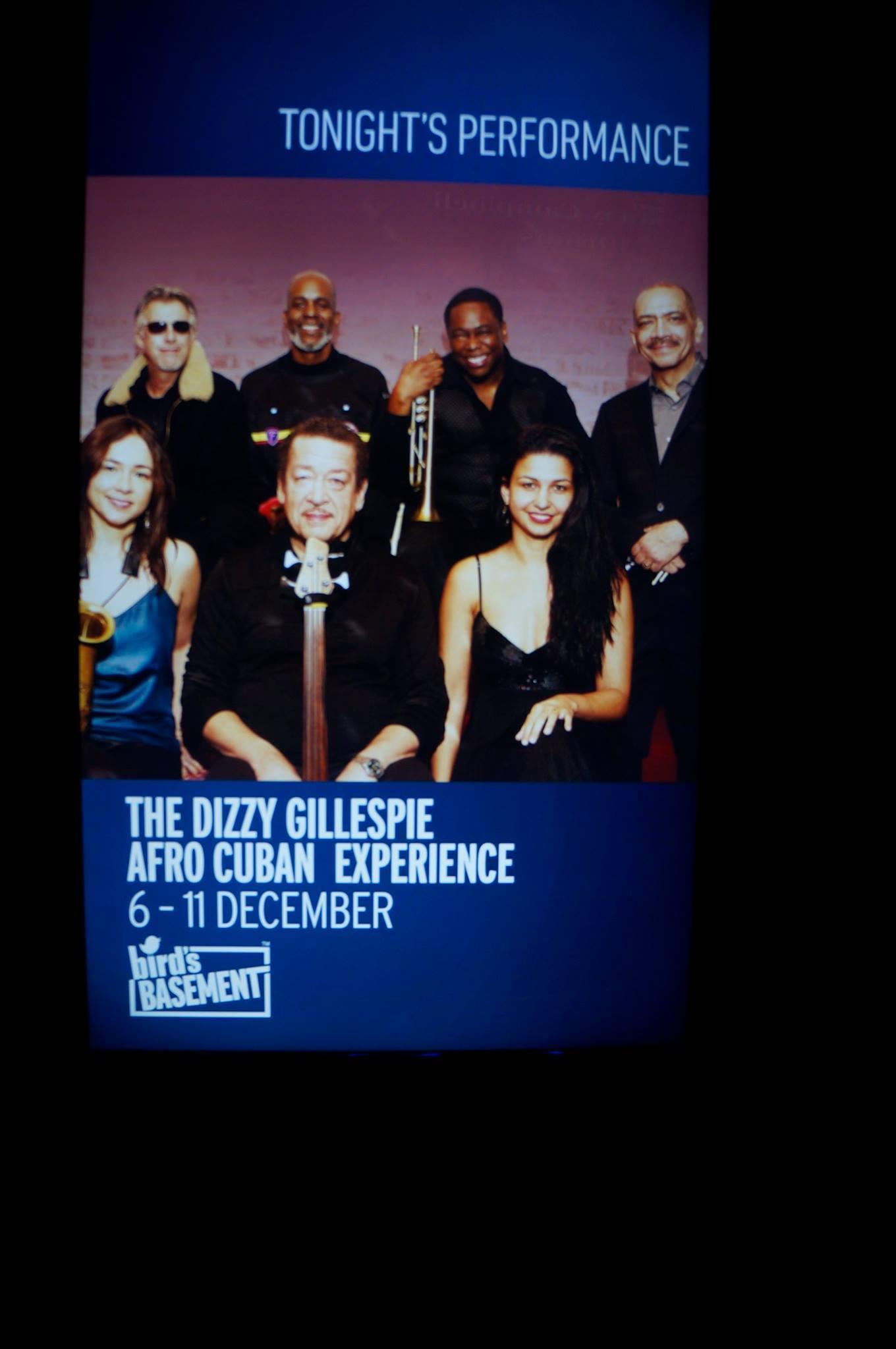 Dizzy Gillespie Afro Cuban