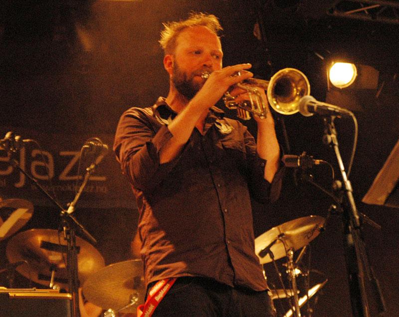 "Mathias Eick, Ola Kvernberg's ""Liarbird,"" Molde Jazz 2010"