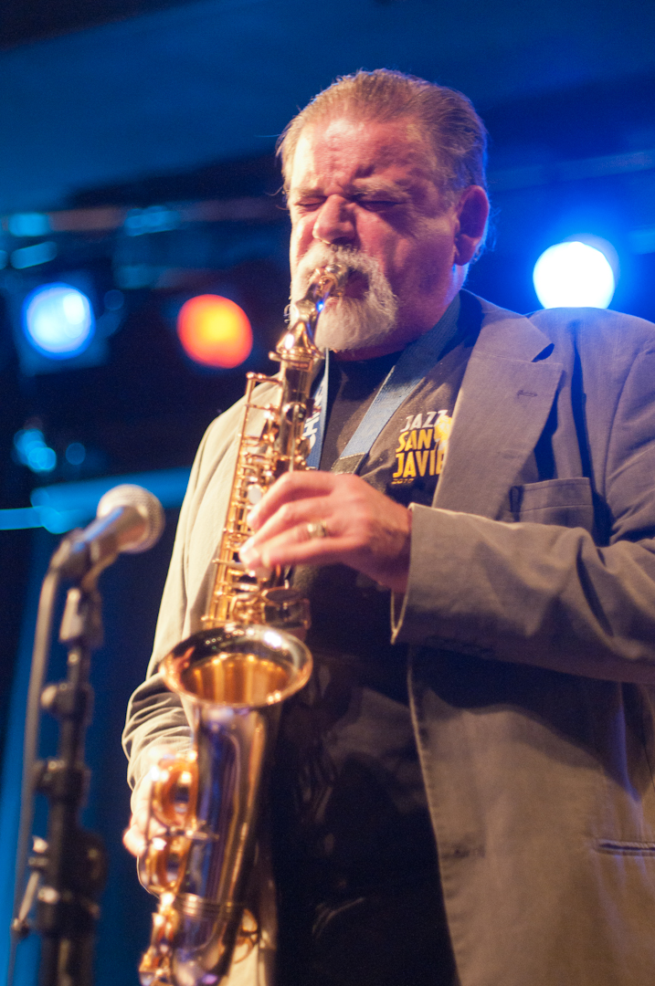 Bernt Brinck-Johnsen at the Oslo Jazz Festival Jam Sessions