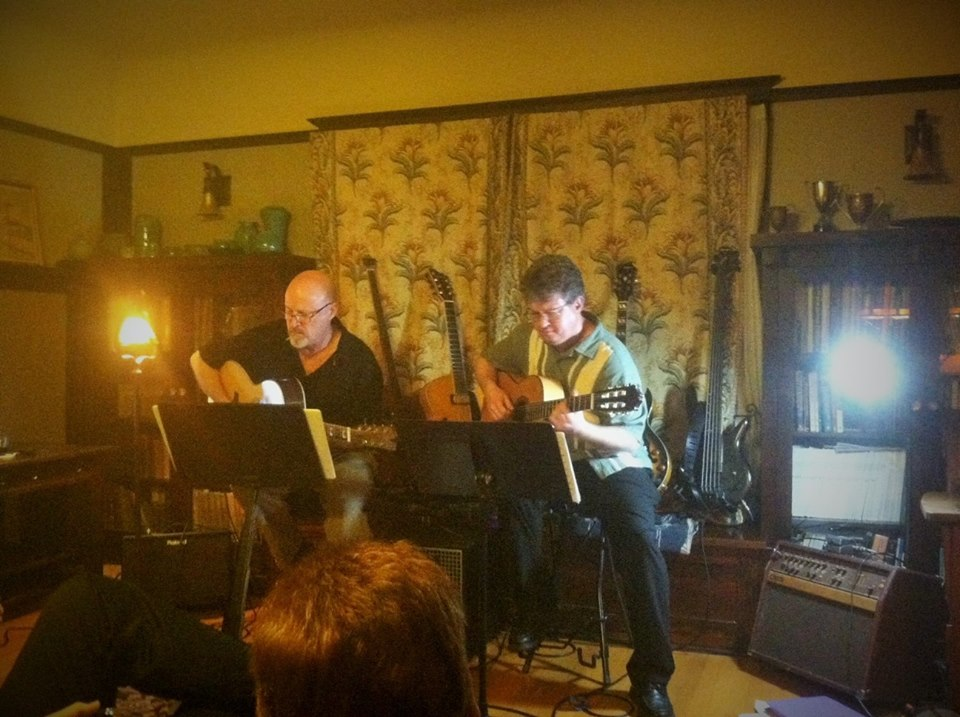Duo Concert at House of Doolescu