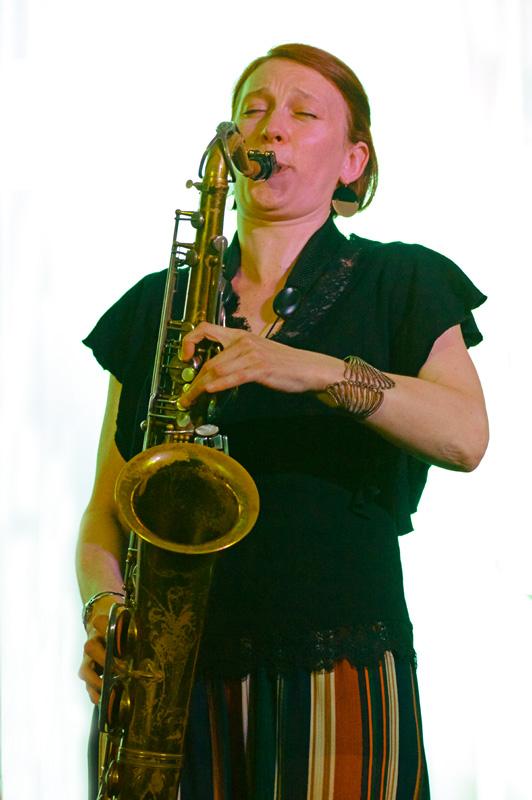 Josephine Davies Quartet
