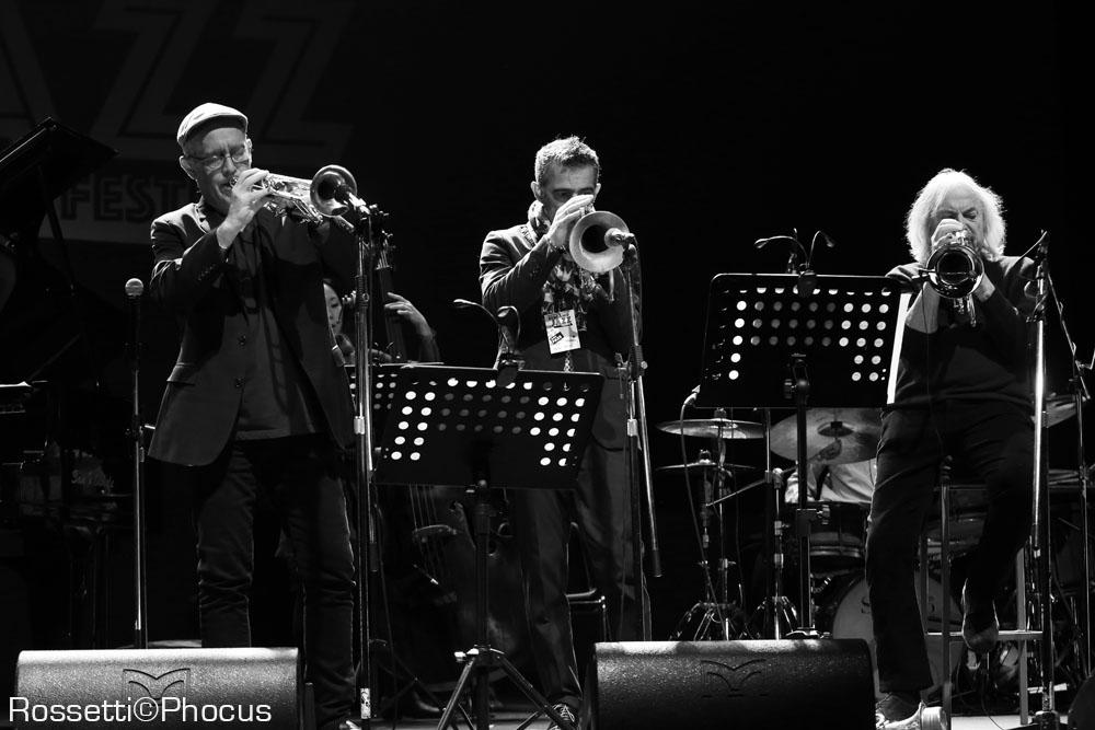 Dave Douglas - Paolo Fresu - Enrico Rava