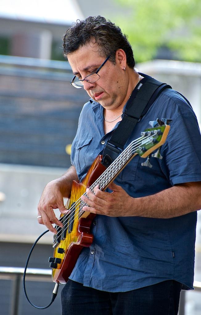Paco Luviano - Cruzao - Pan American Latin Jazz Festival - Toronto