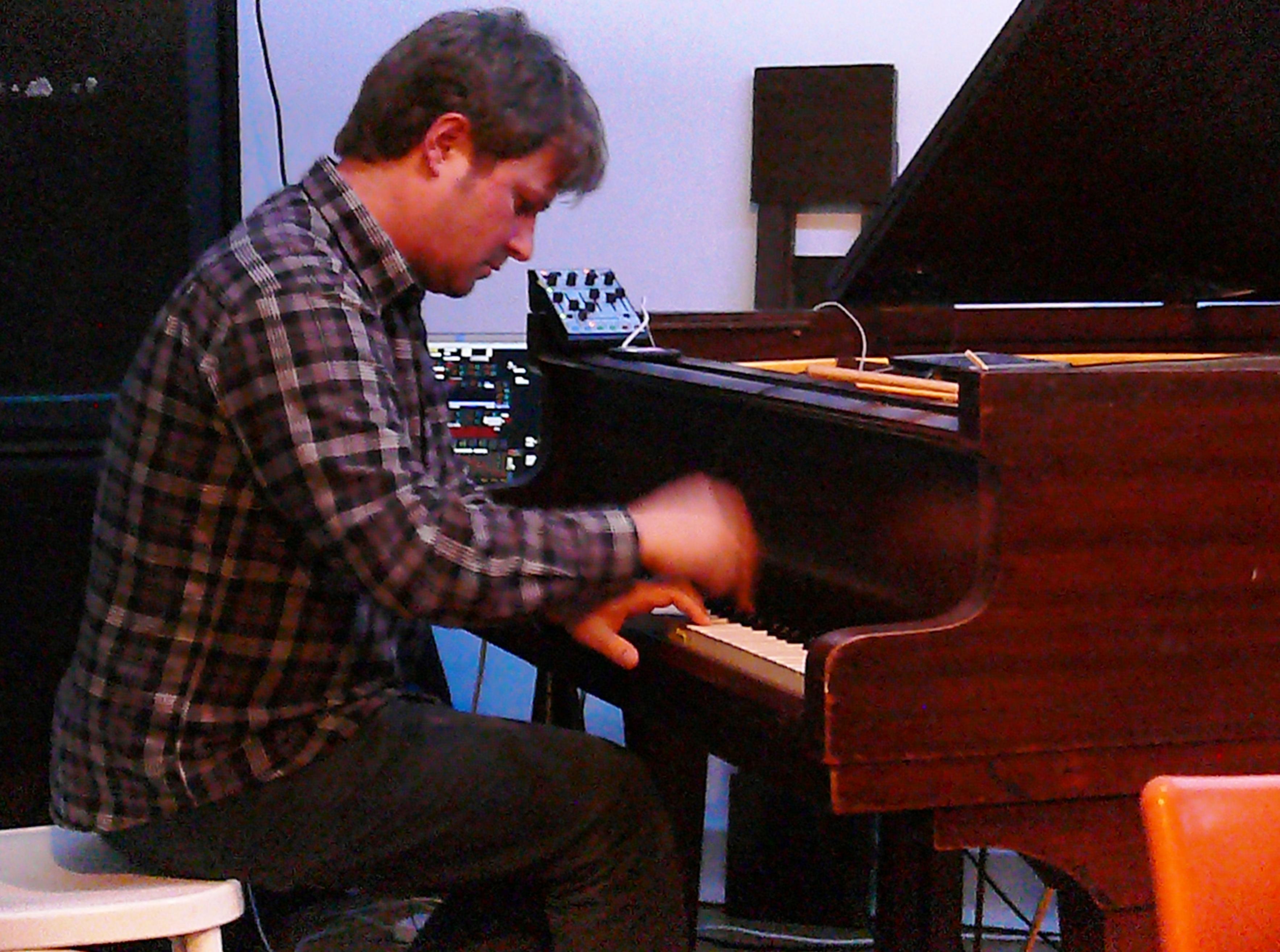 Sebastien Lexer at Iklectik, London in November 2016