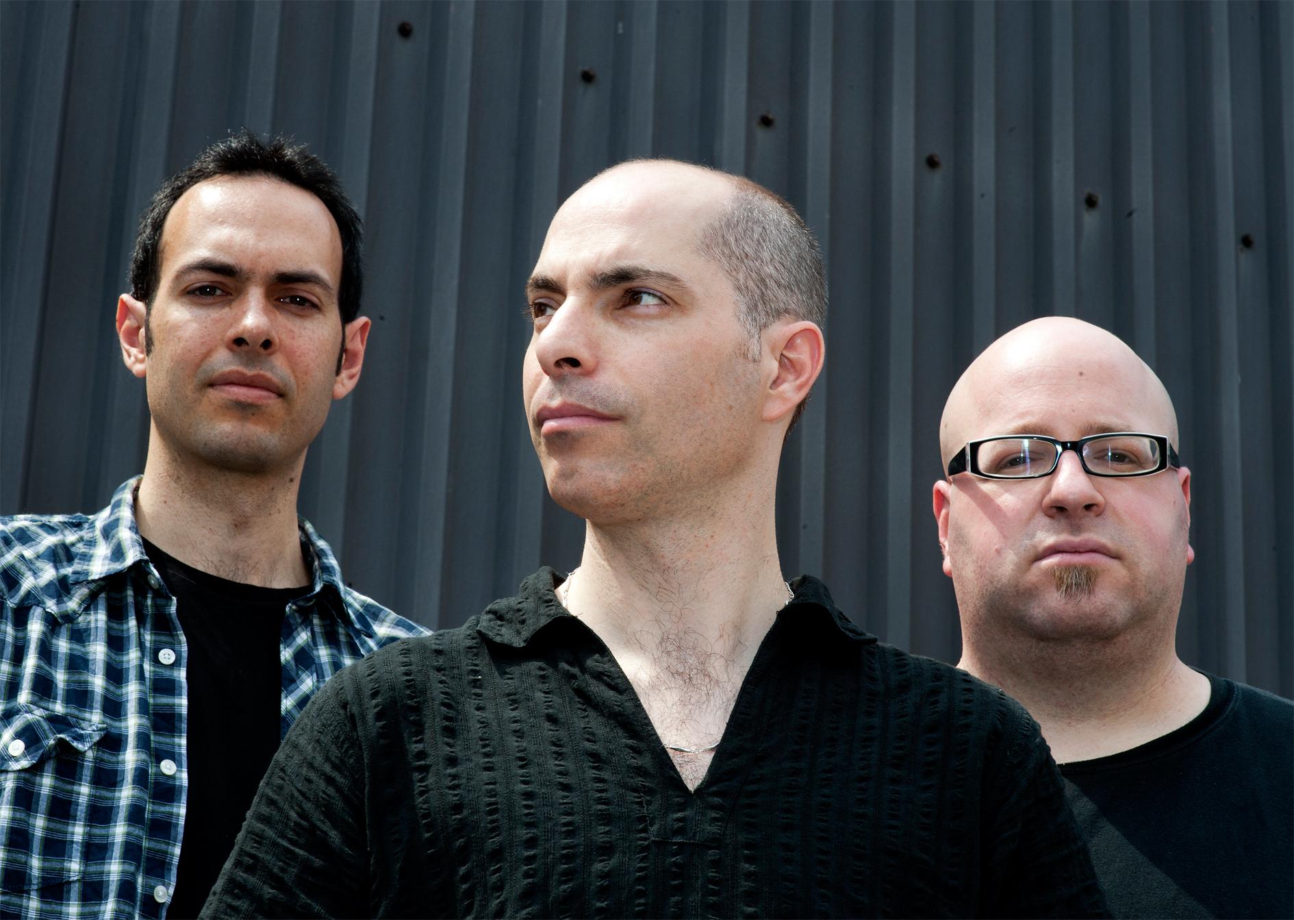 Asaf Sirkis Trio 2010