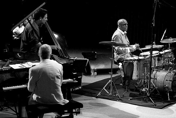 Roy Haynes Trio / San Sebastian Jazzaldia 2009