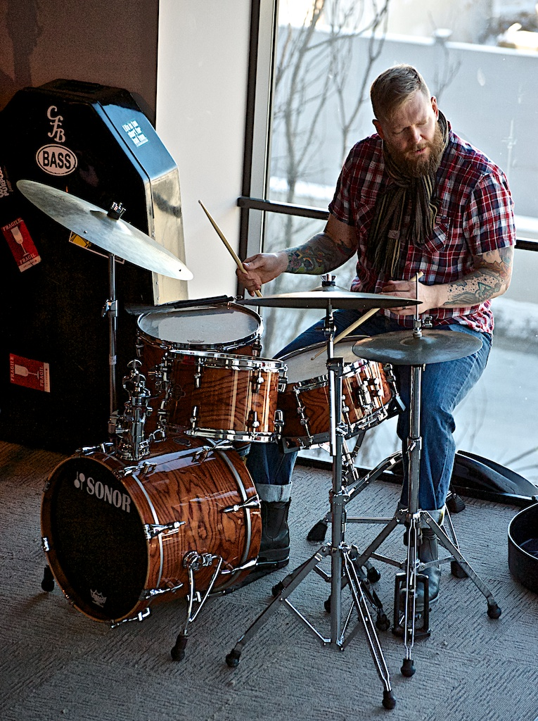 Jesse Cahill - Cory Weeds Quintet - York University - Toronto