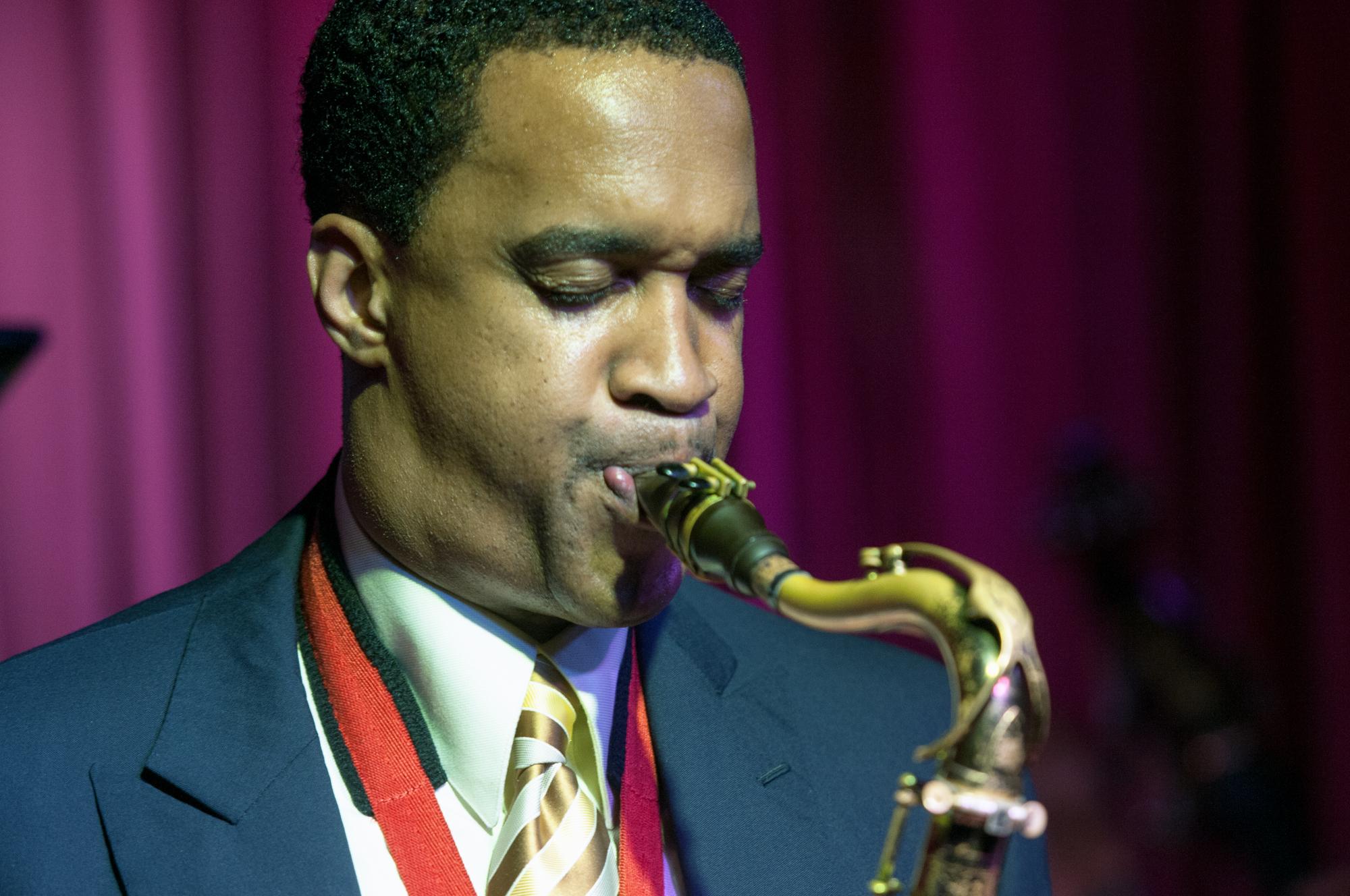 Javon Jackson with Quartet at Smoke Jazz Club in New York City