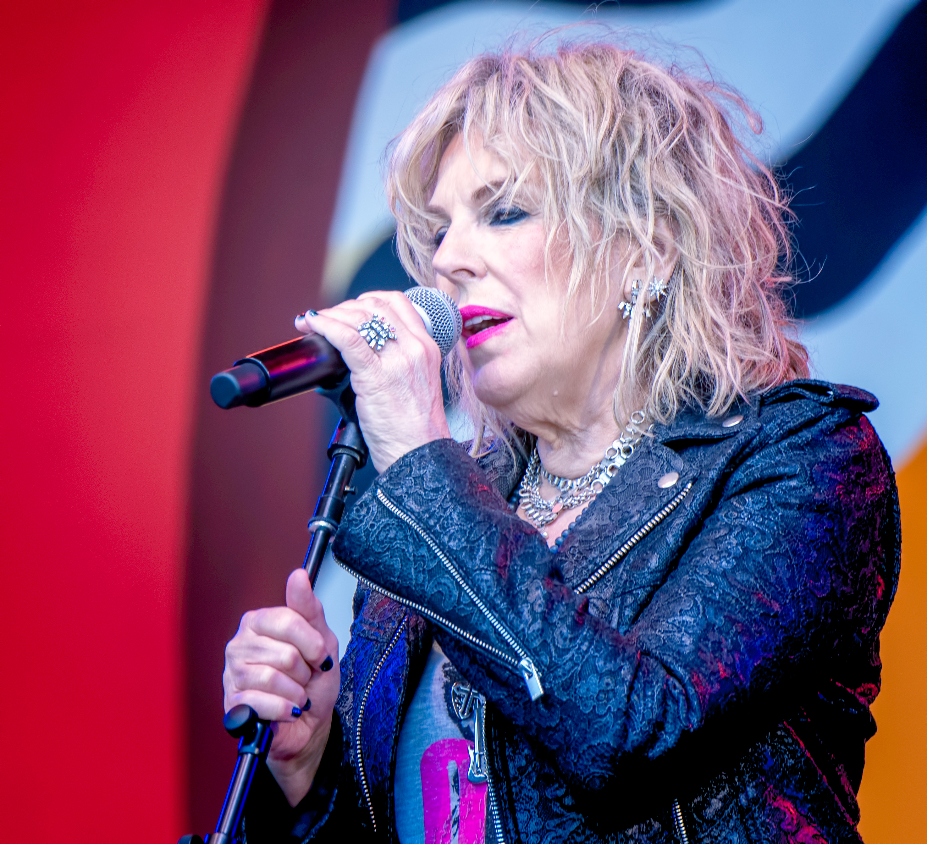 Lucinda Williams with Charles Lloyd and the Marvels at the Monterey Jazz Festival 2018