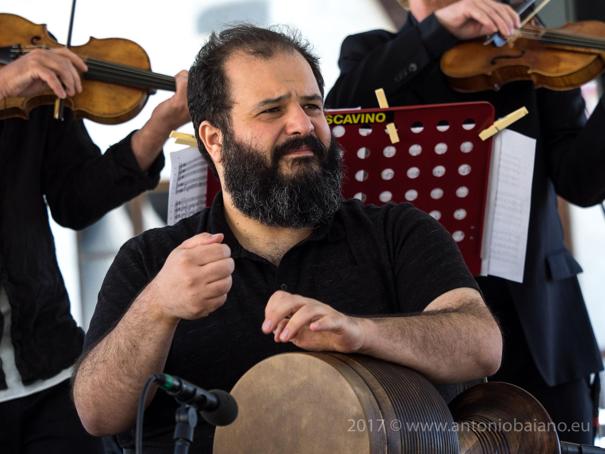 Pedram Khavarzamini, Siwan - Chamoisic Festival 2017