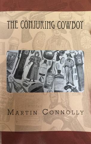 2017 novel, The Conjuring Cowboy