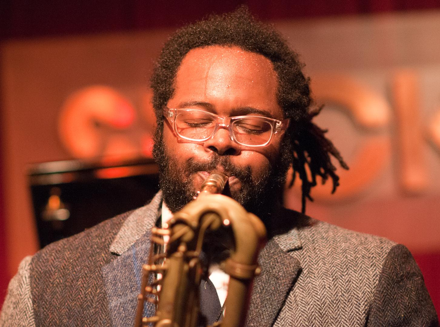 Jason Marshall and Quartet at Smoke Jazz Club