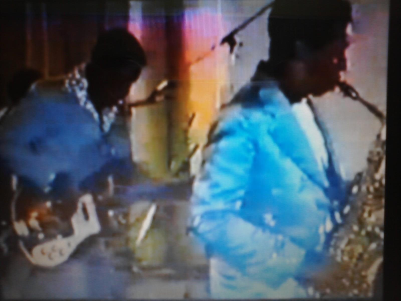 Fred Williams & Ornette Coleman