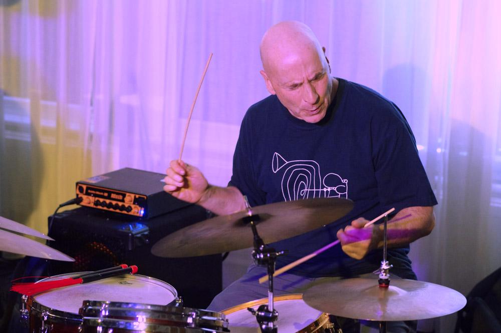 Marc Copland Quartet - Joey Baron