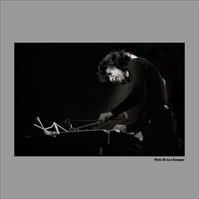Mike Mainieri, Maastricht Jazz Nights, Holland, November 1995