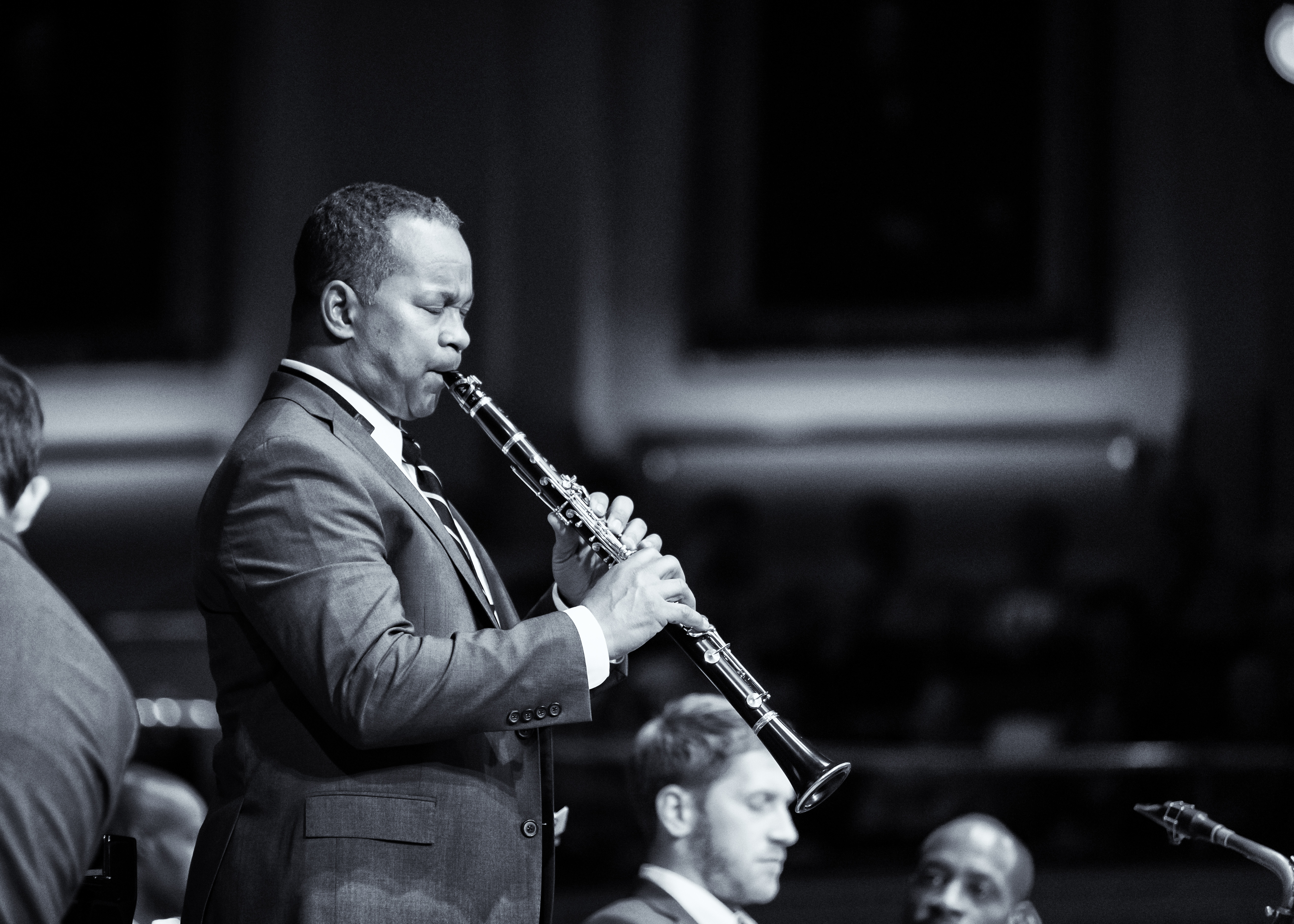 Victor Goines: Jazz At Lincoln Center Orchestra With Wynton Marsalis