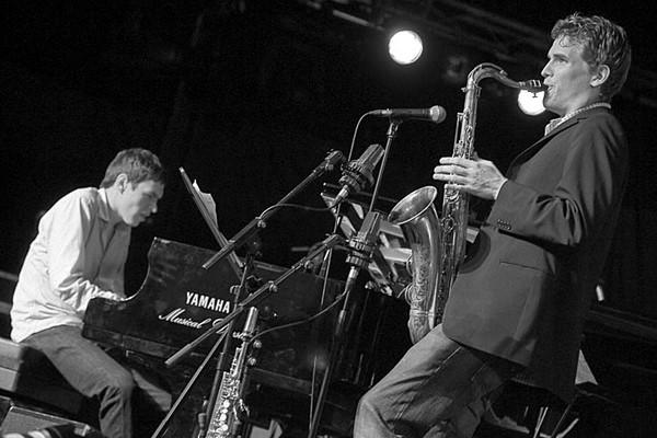 Tobias Meinhart & Lorenz Kellhuber: Tobias Meinhart QT. / Getxo Jazz 2009