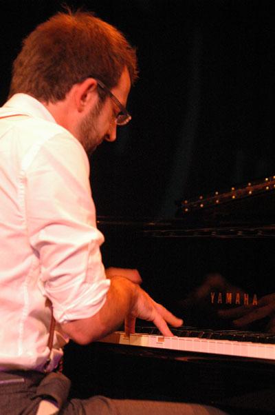 Neil Cowley, 2010 Ottawa International Jazz Festival