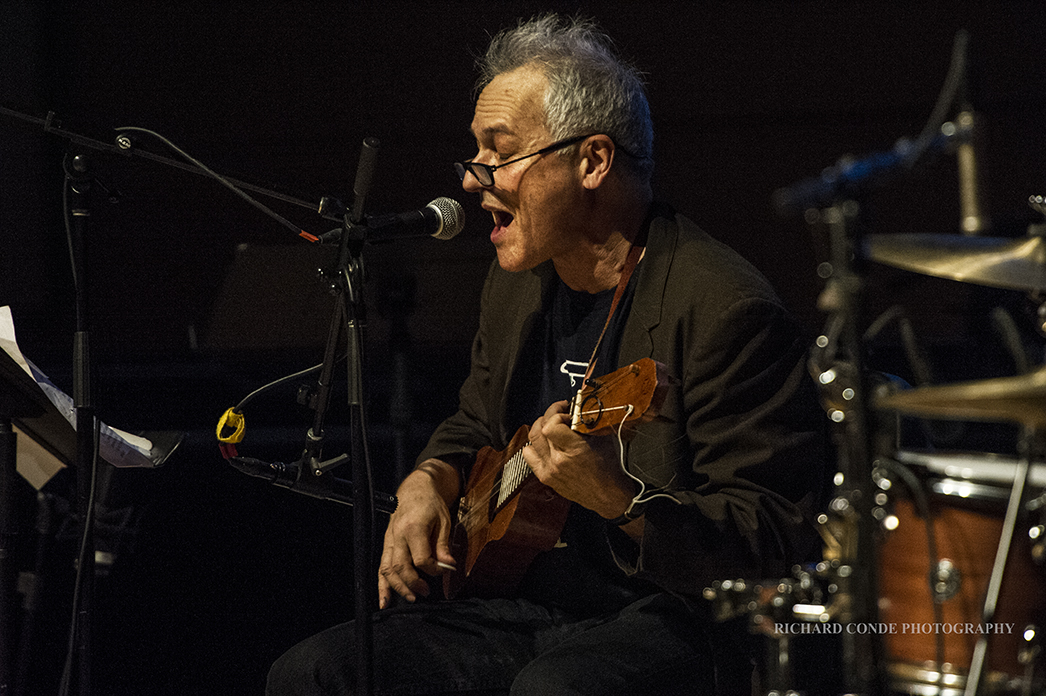 Marc Ribot at the 2018 Winter Jazz Festival