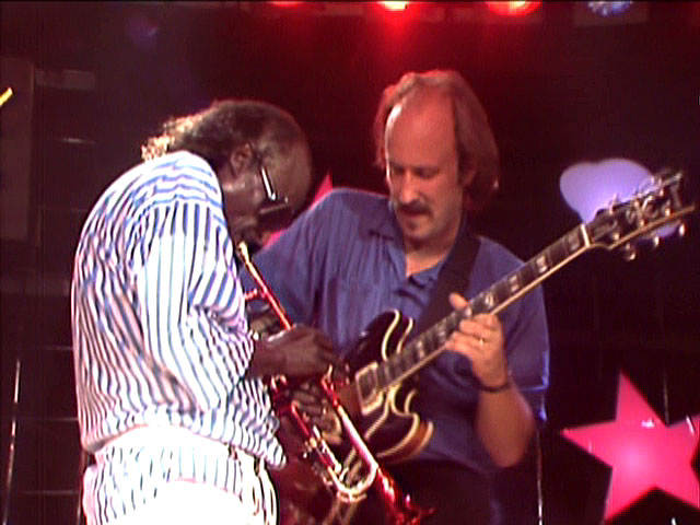 Miles Davis/John Scofield, from Live at Montreux - Highlights 1973-1991