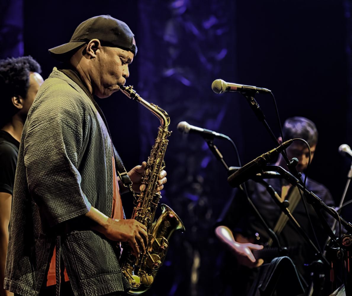 Steve Coleman and Five Elements at the Montreal International Jazz Festival 2016