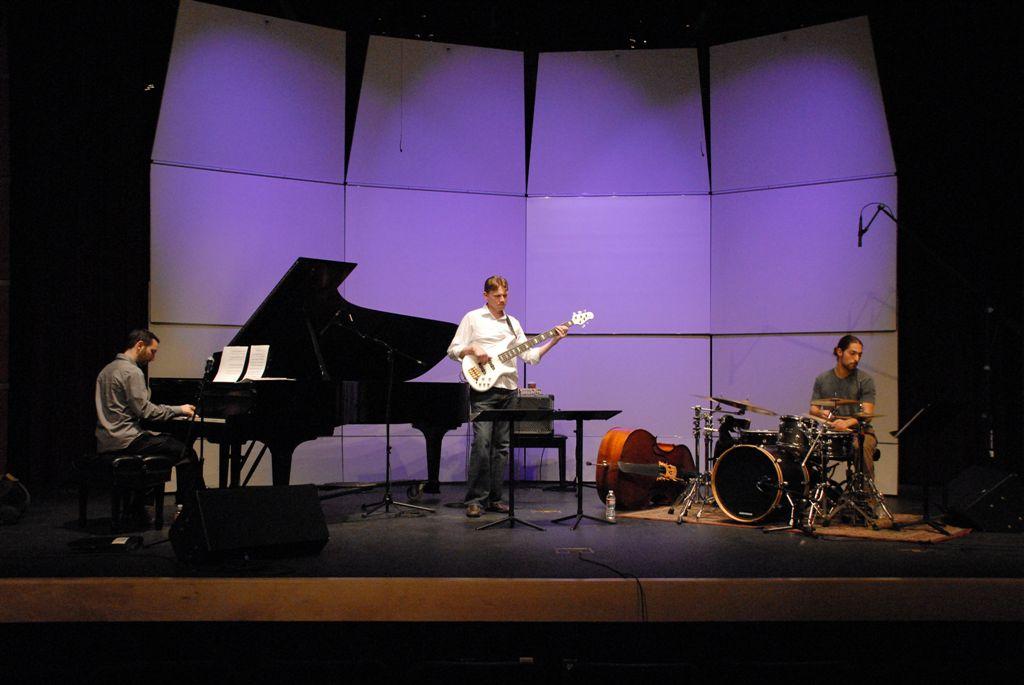 Danny Green Trio @ Cuyamaca College Performing Arts Center