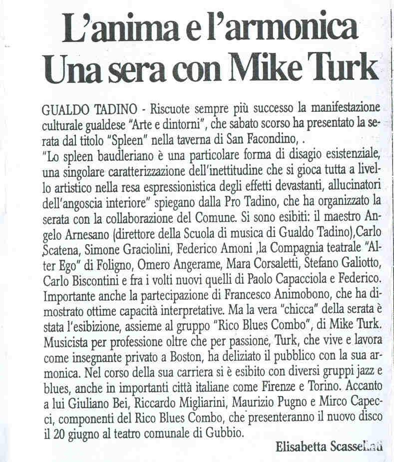 Mike Turk