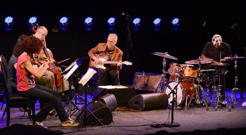 Bill frisell big sur sextet @ 2013 molde jazz festival