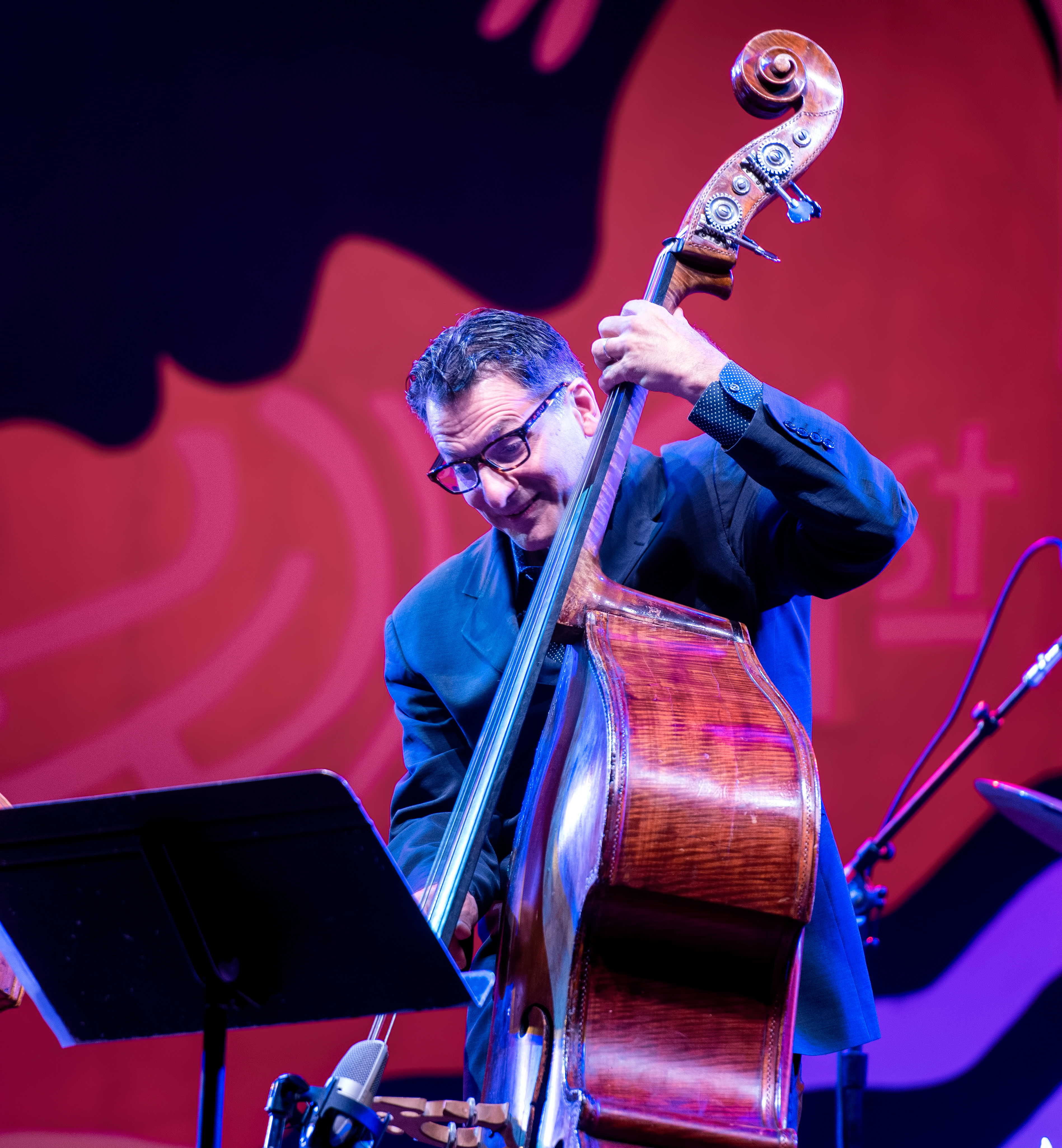 John Patitucci with Remembering Ray Brown at the Monterey Jazz Festival 2018