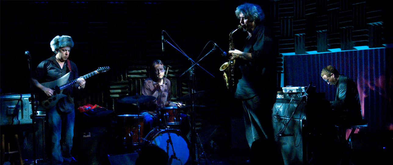 David Torn's Presenz with Tim Berne, Craig Taborn and Tom Rainey - Joe's Pub 2008