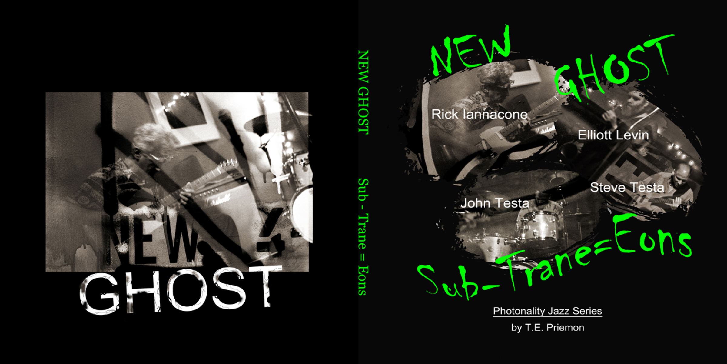 Sub-Trane-Eons with New Ghost