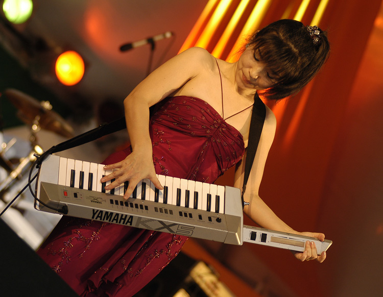 Keiko Matsui:  And The Road...Goes On