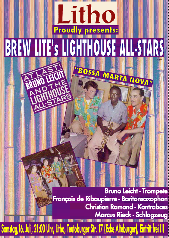 Brew Lite's Lighthouse All-Stars