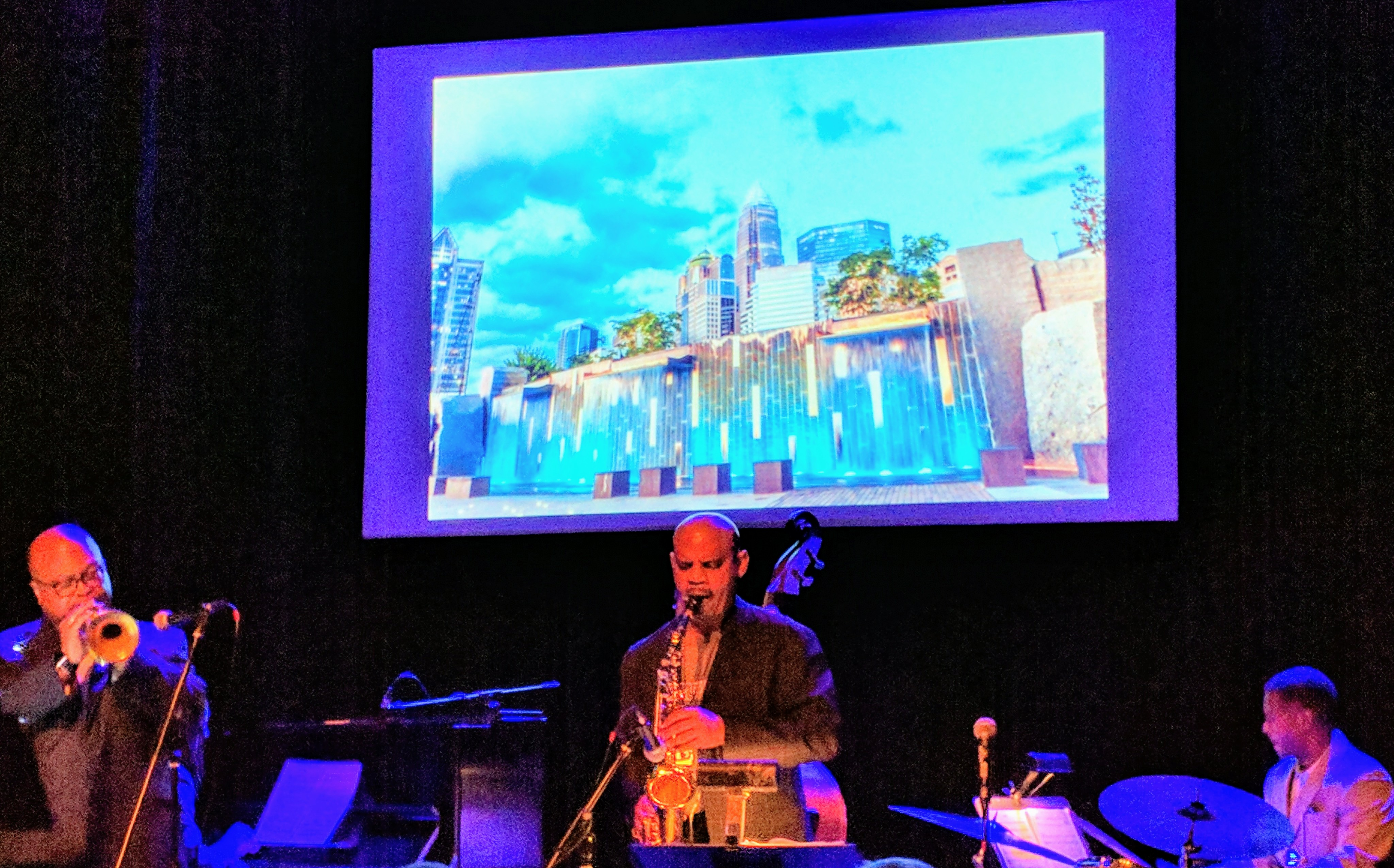 Steve Wilson at the Jazz Room