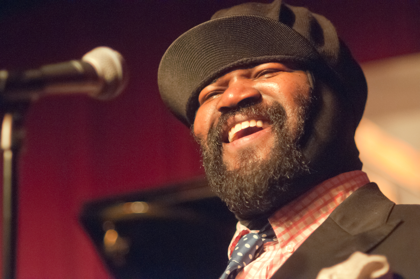 Gregory Porter at Smoke Jazz Club