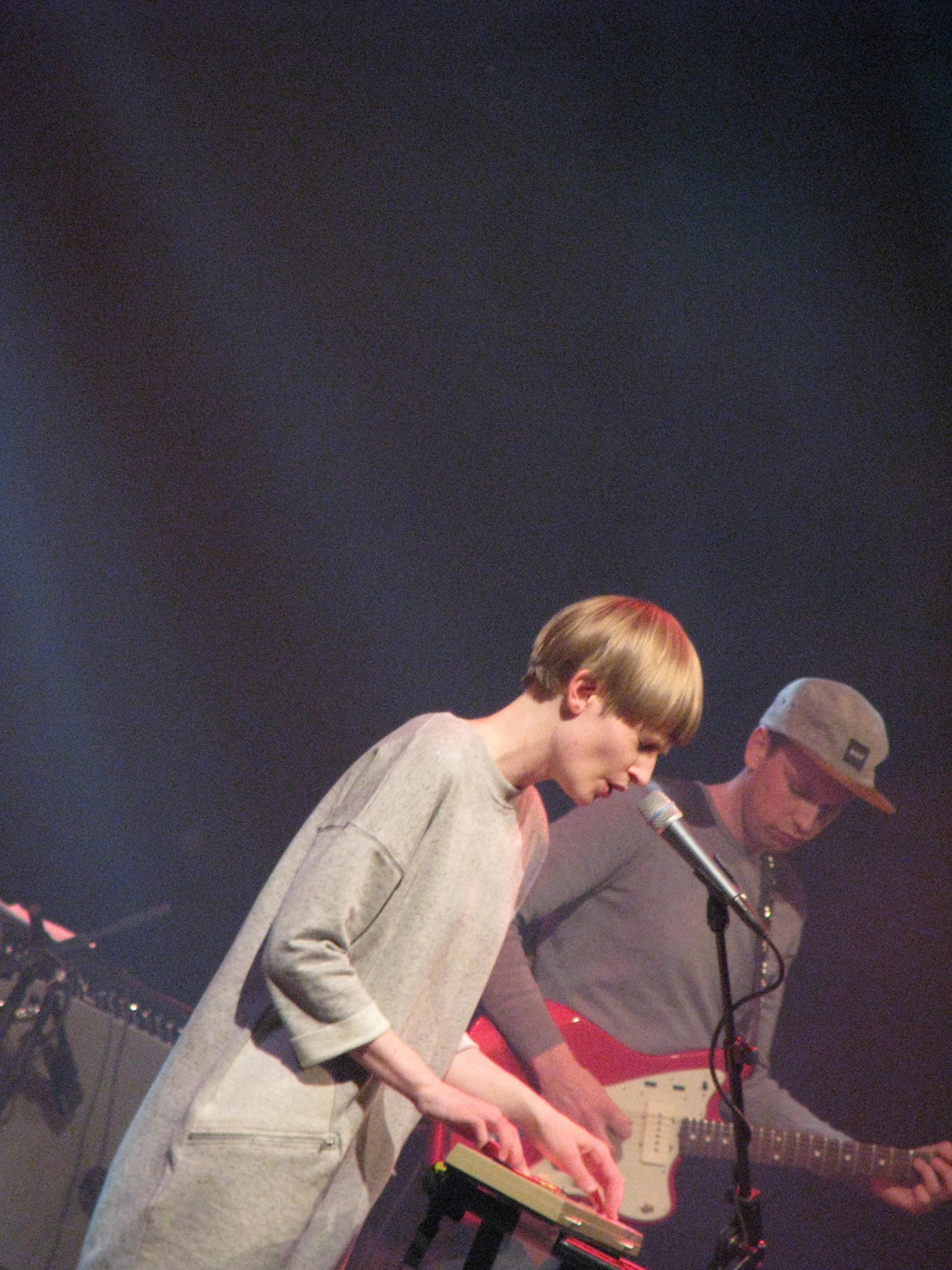 Jenny hval moers festival 2013