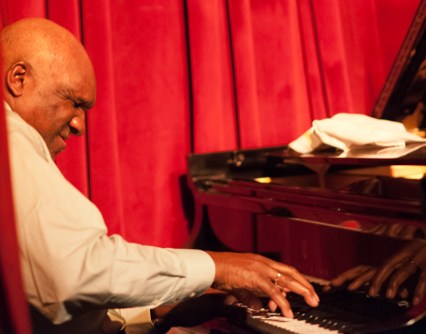 Harold Mabern with the Alexander & Mabern Quartet Play the Music of John Coltrane at Smoke Jazz Club