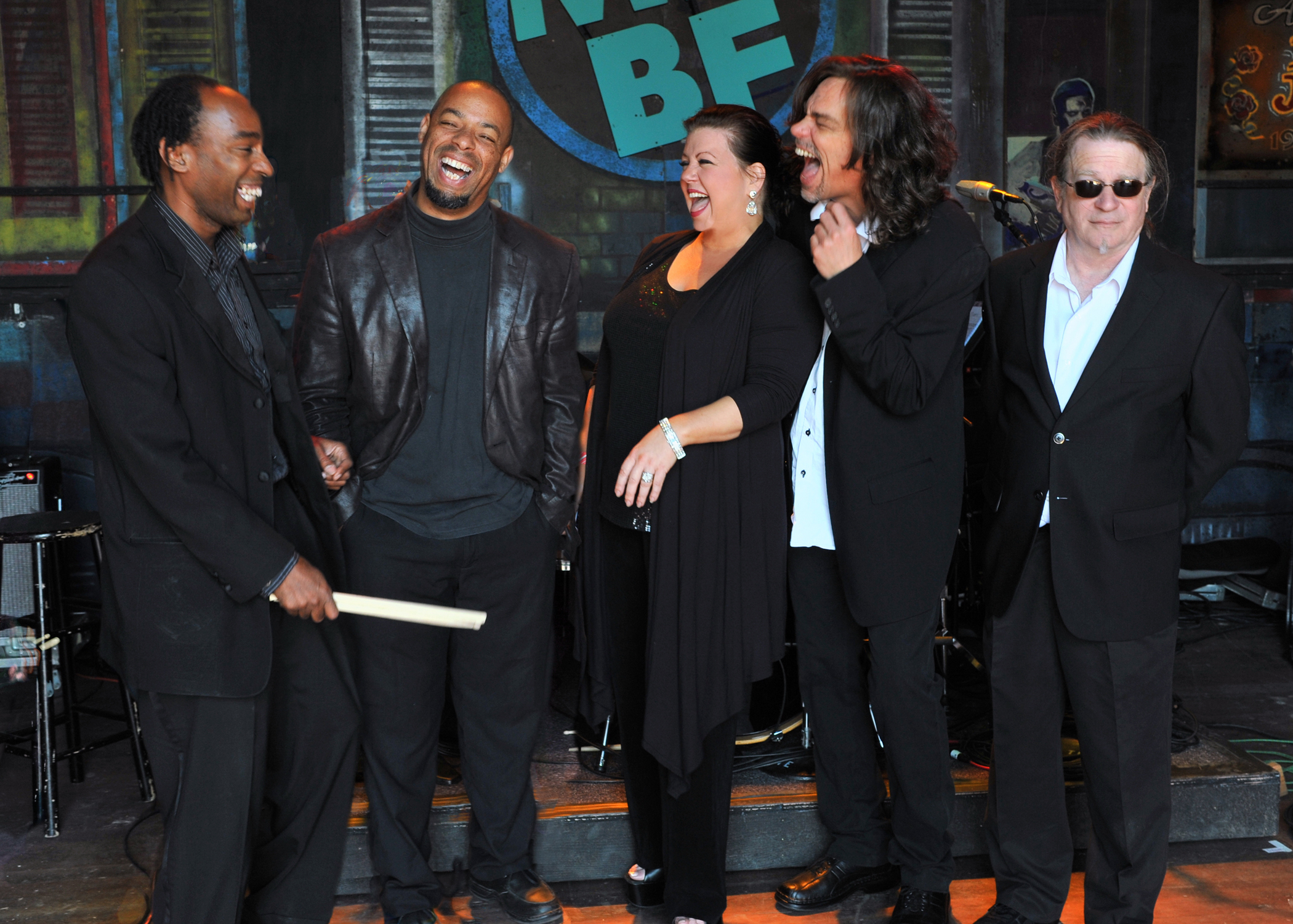 """Paula Harris and Her Band """"The Beasts of Blues"""""""