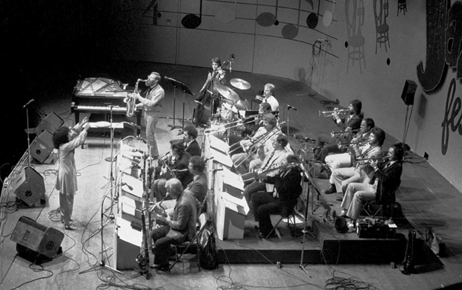 Toshiko Akiyoshi-Lew Tabackin Big Band