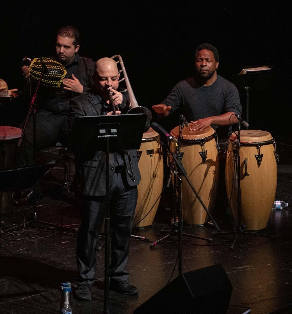 Arturo O'Farrill and the Afro Latin Jazz Orchestra